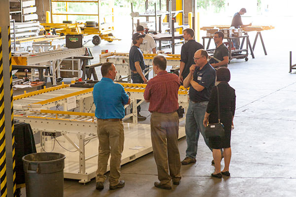 Conveyor Concepts Holds an Open House!