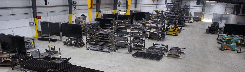 Conveyor Concepts, the floor
