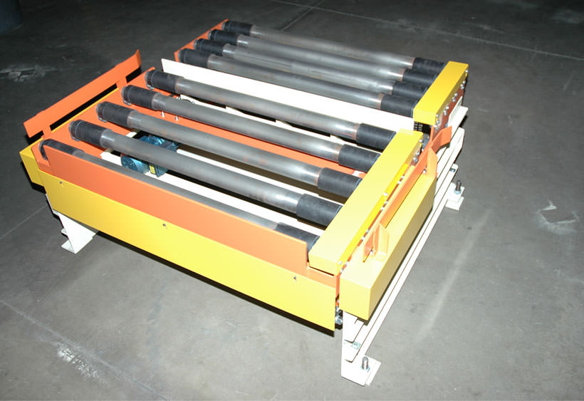 CDLR with welded spacer sleeves