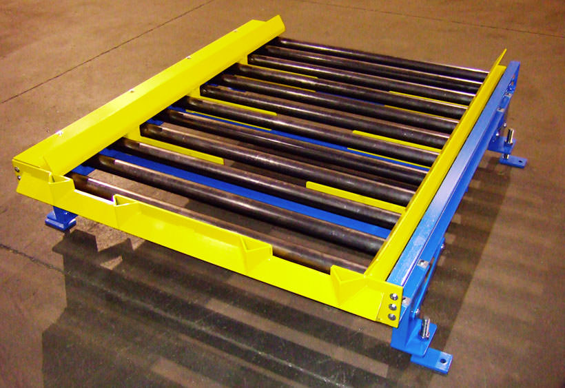 CDLR drive bed with end stop