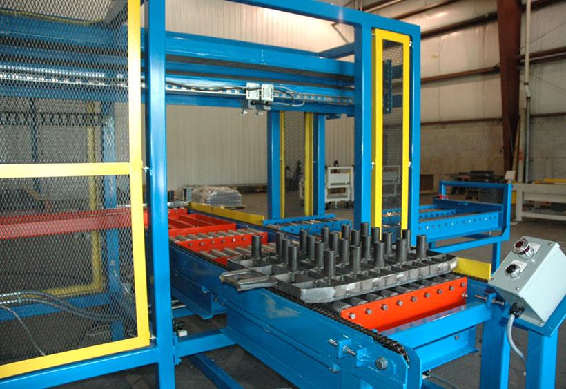 Rack load station