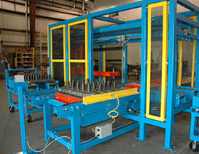 Automated Heat Treat Cell
