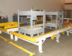 Rack Loading System